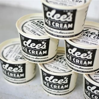 ice cream supplies: