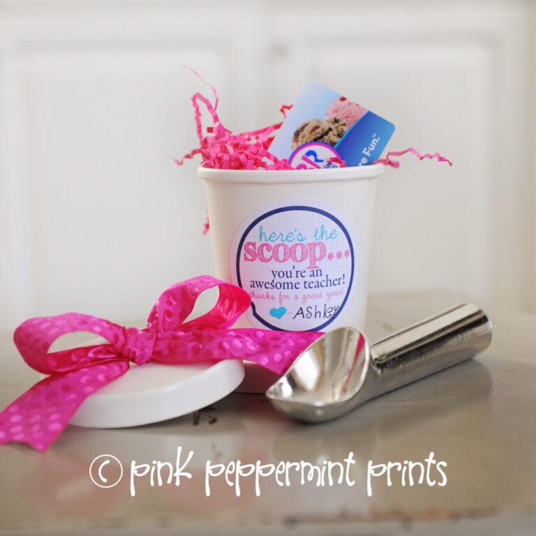 heres the scoop teacher appreciation idea for a cute ice cream gift certificate 1024x1024