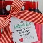 "Free Teacher Appreciation Printables ""I'm Soda-Lighted that you were my teacher this year"" Tags"