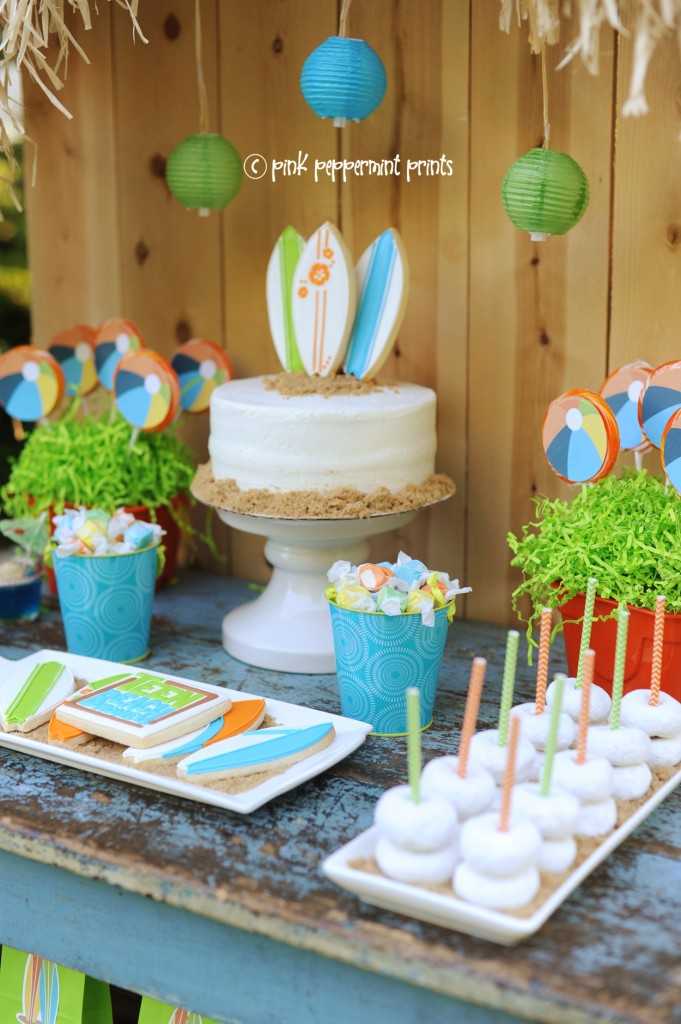 Disney Teen Beach Party Fantastic Movie Party Ideas