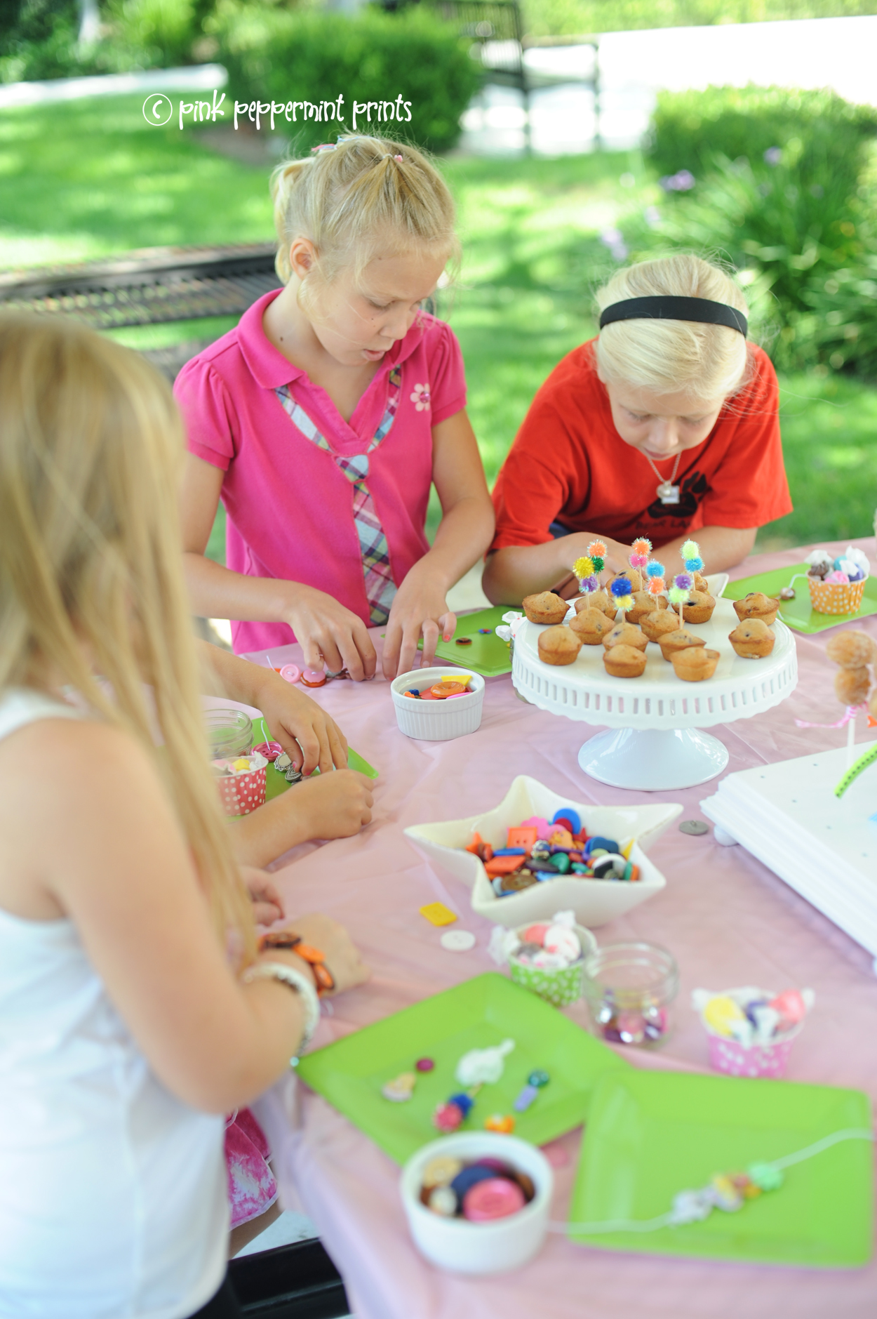 A party idea for girls craft party craft camp summer crafting party
