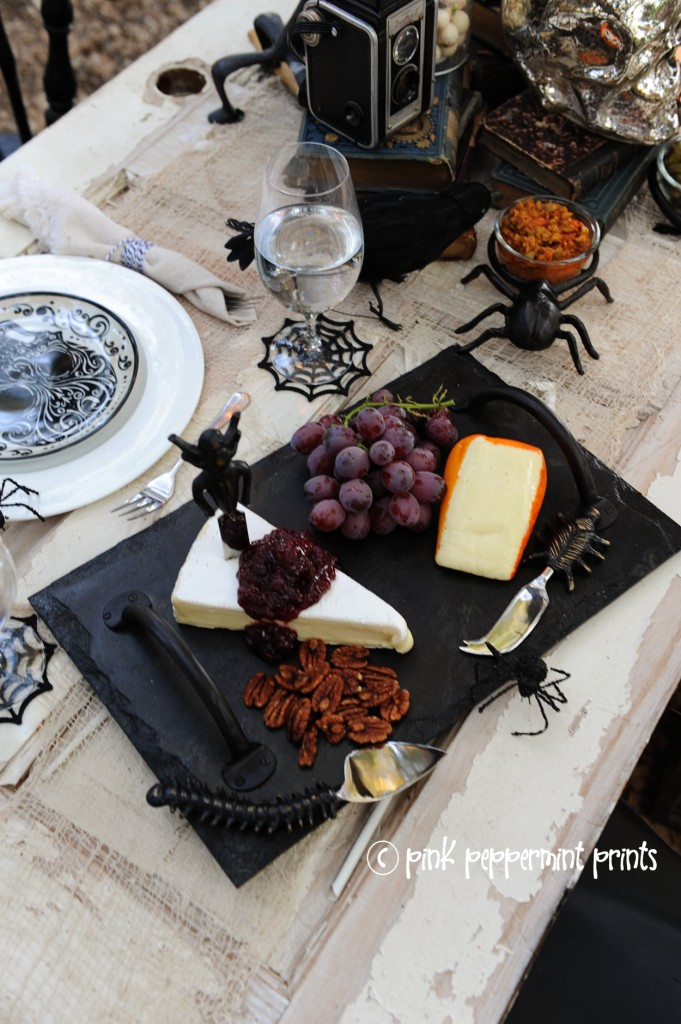 how to create a cheese plate