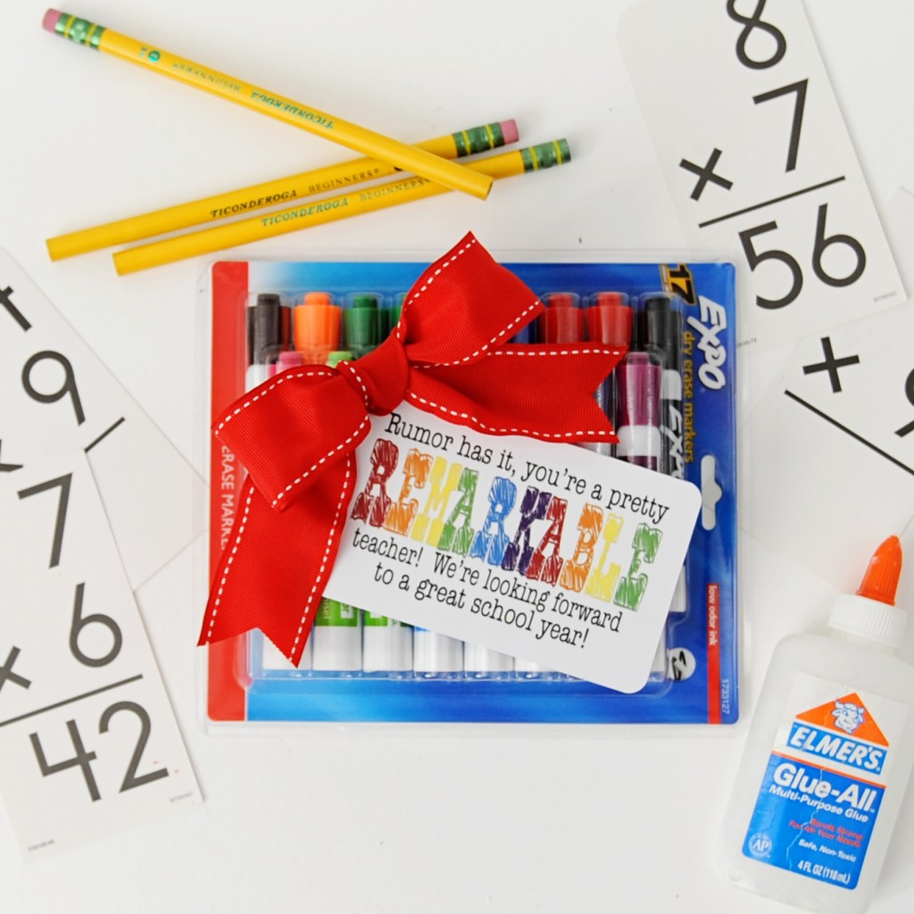 Remarkable Free Back to School Gift Idea