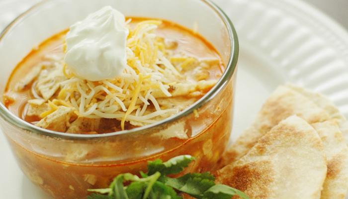 Soup header