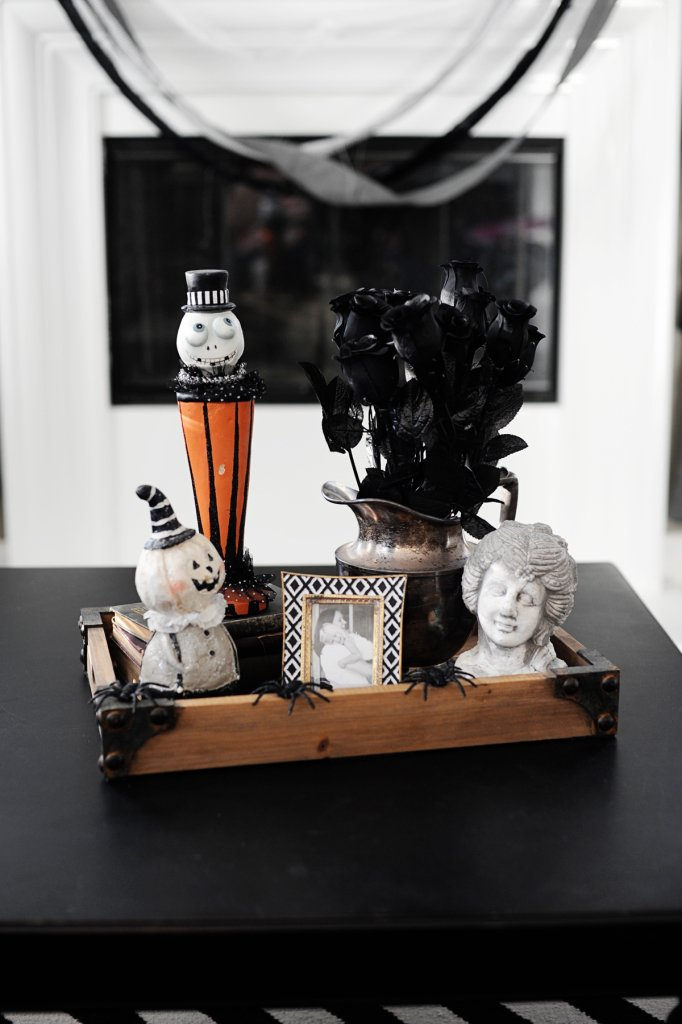 Another Halloween Home Tour from 2014 by Tammy Mitchell
