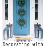 Five Ideas for Decorating with Wreaths