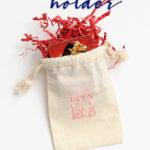 DIY Christmas Crafts: Gift Card Holder
