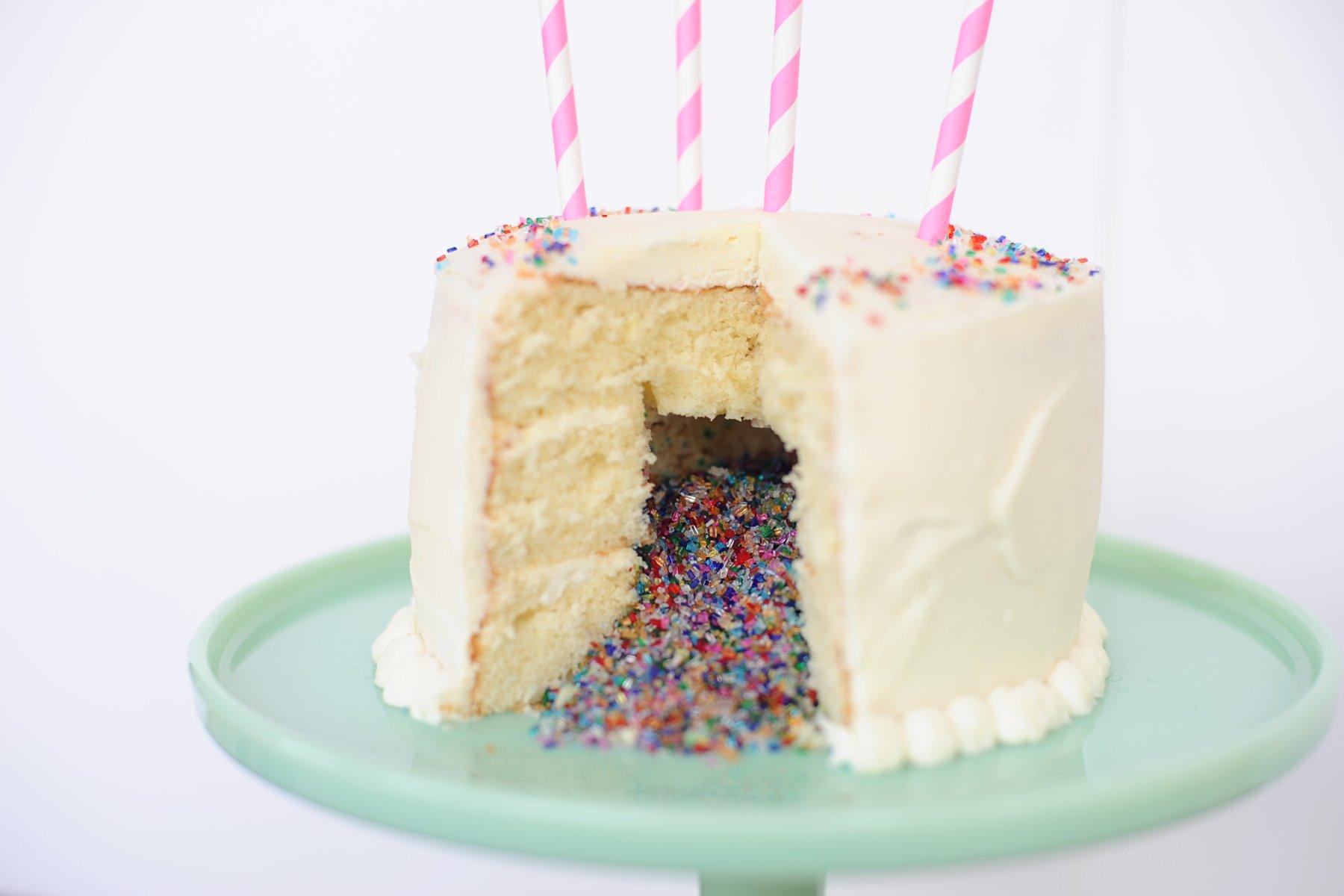 Simple Drip Cake Ideas