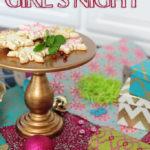 Christmas Girl's Night Party Ideas