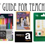Pink Peppermint's Picks: Gift Guide for Teachers: Gift Ideas for Your Child's Teacher