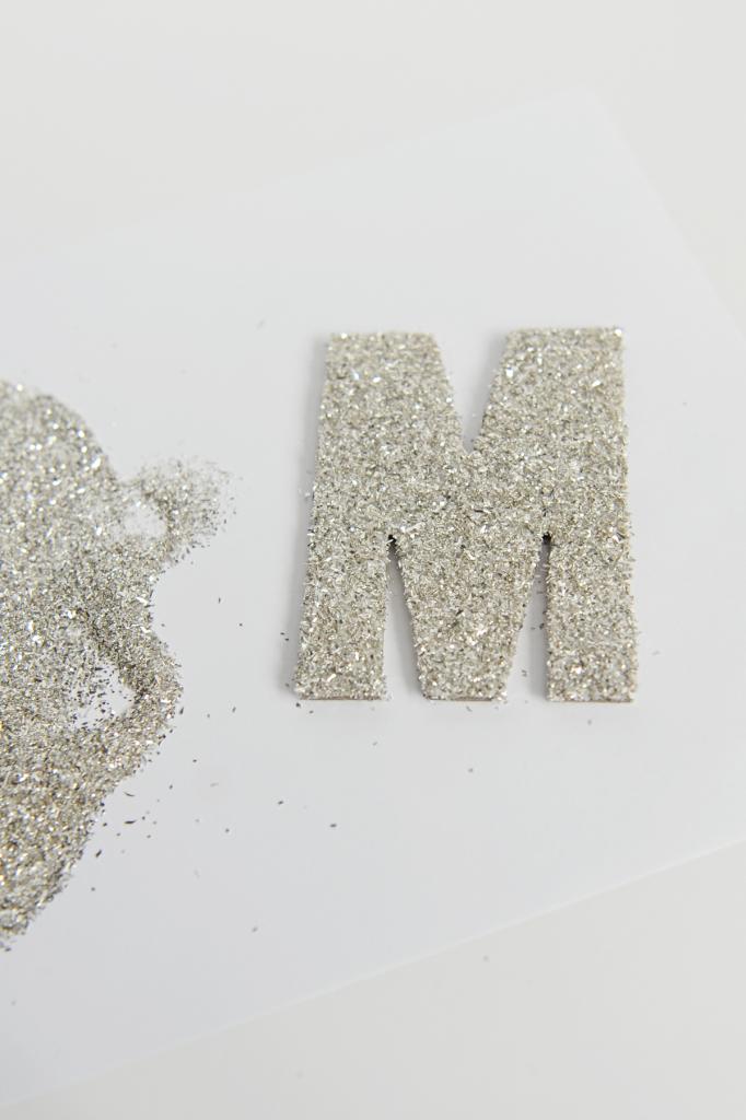 german glass glitter