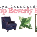 Shopping: Troop Beverly Hills Inspired Living Room