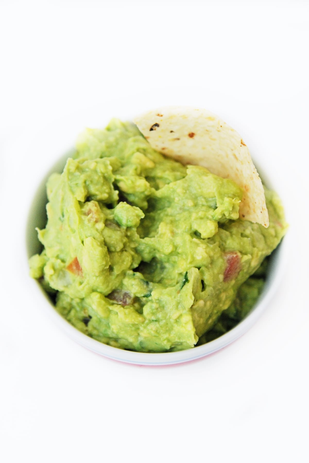 Football party food great guacamole recipe pink peppermint design best guacamole recipe forumfinder Images