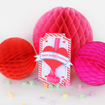 Party Hearty Valentine: Free Printable Valentine Candy Free