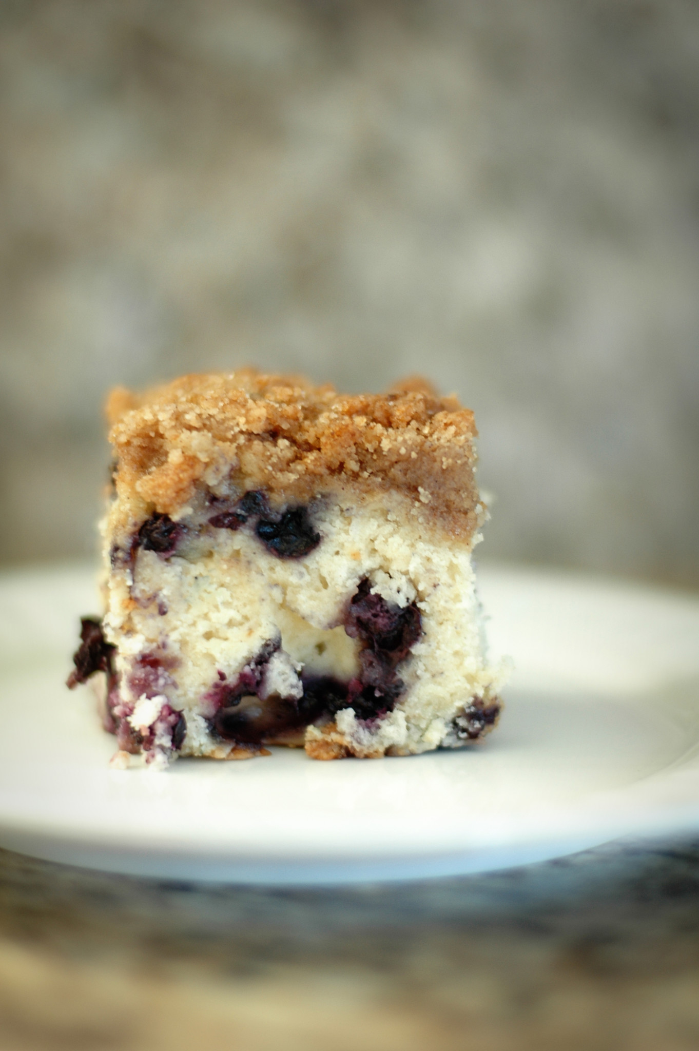 Blueberry buckle 2