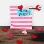 Special Follow Your Heart Free Printable Tags–ONLY UNTIL VALENTINES DAY!