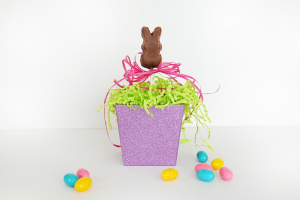Chocolate covered peeps featured