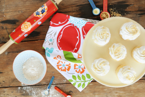 Cute Mother's Day Gift Ideas and Delicious Whipped Frosting Recipe