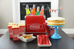 easy movie night party ideas