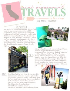 Things to do in San Diego — A Printable Travel Guide