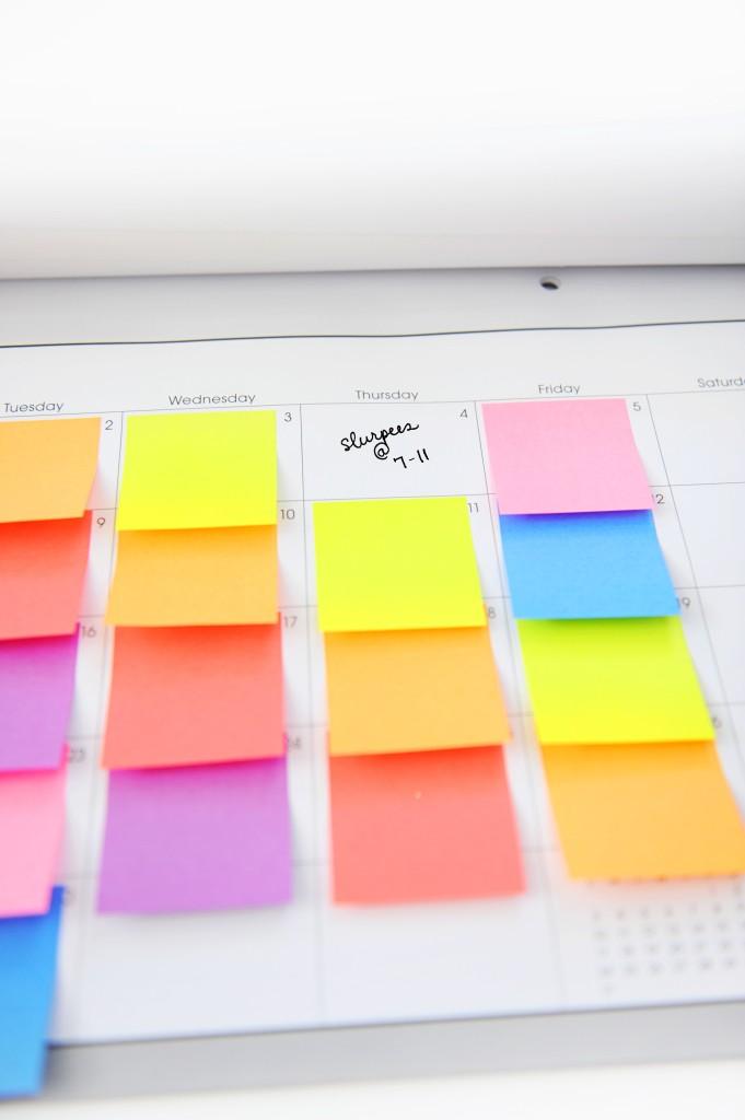 summer activities for kids Summer activities advent calendar Pink Peppermint Design