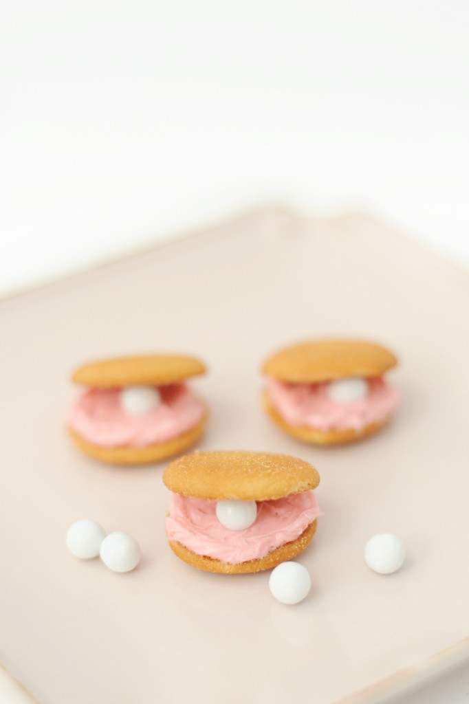diy clam cookies