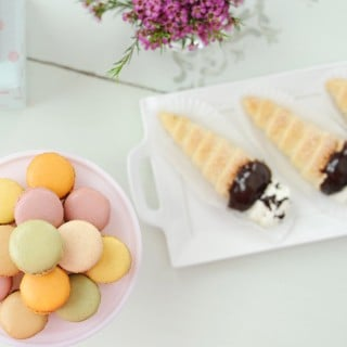 patisserie party ideas