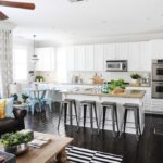 Interior Design: Painting Kitchen Cabinets Light and Bright: A Kitchen Remodel