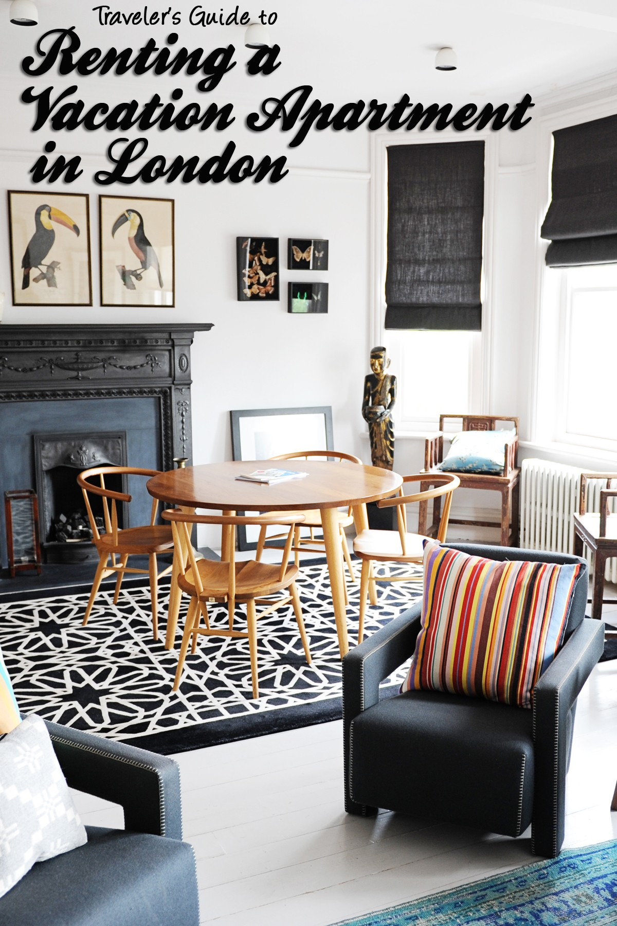 london holiday rentals
