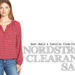 Best Deals and Favorite Finds at the Nordstrom Clearance Sale