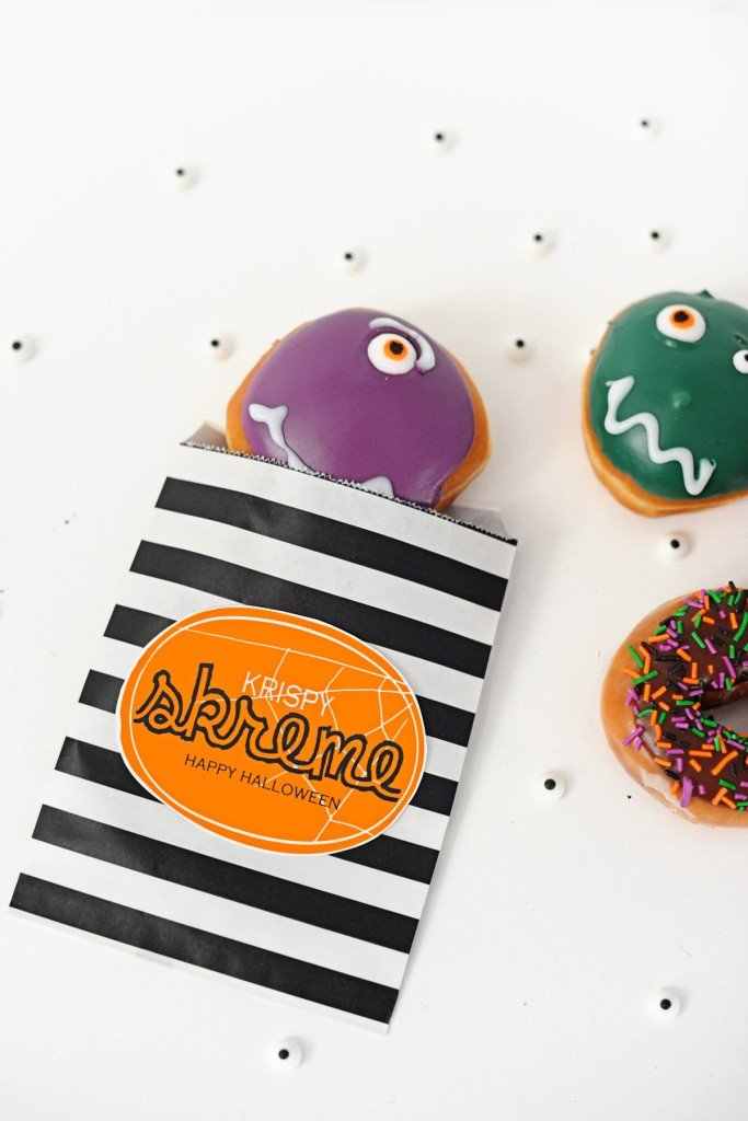 free halloween booing printables