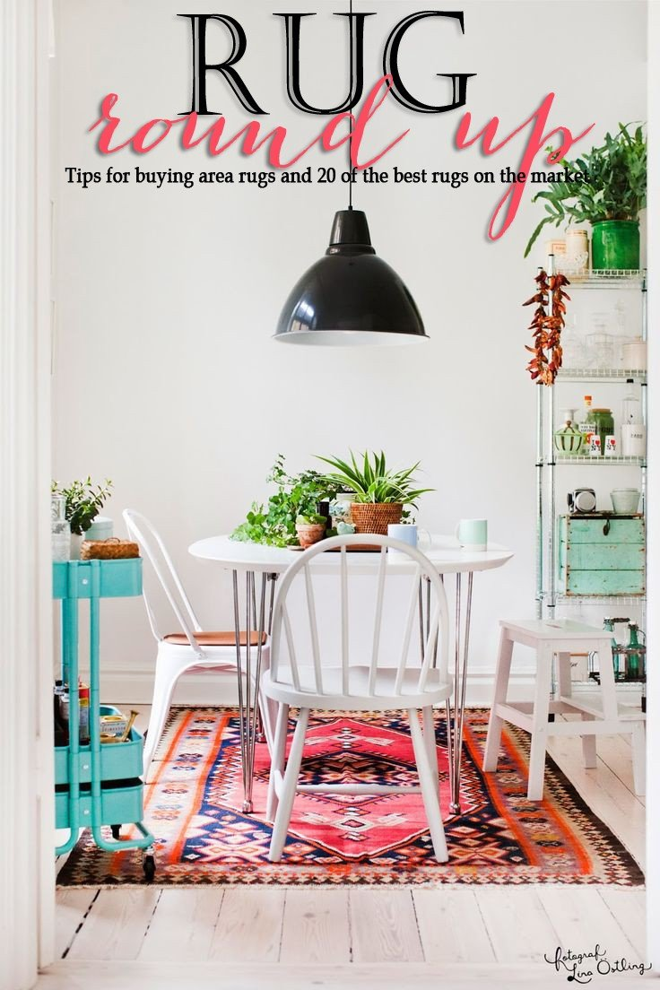 tips for choosing the best area rugs for your room - pink peppermint Great Area Rugs