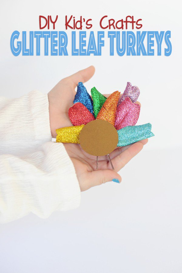DIY Kid's Crafts for Thanksgiving