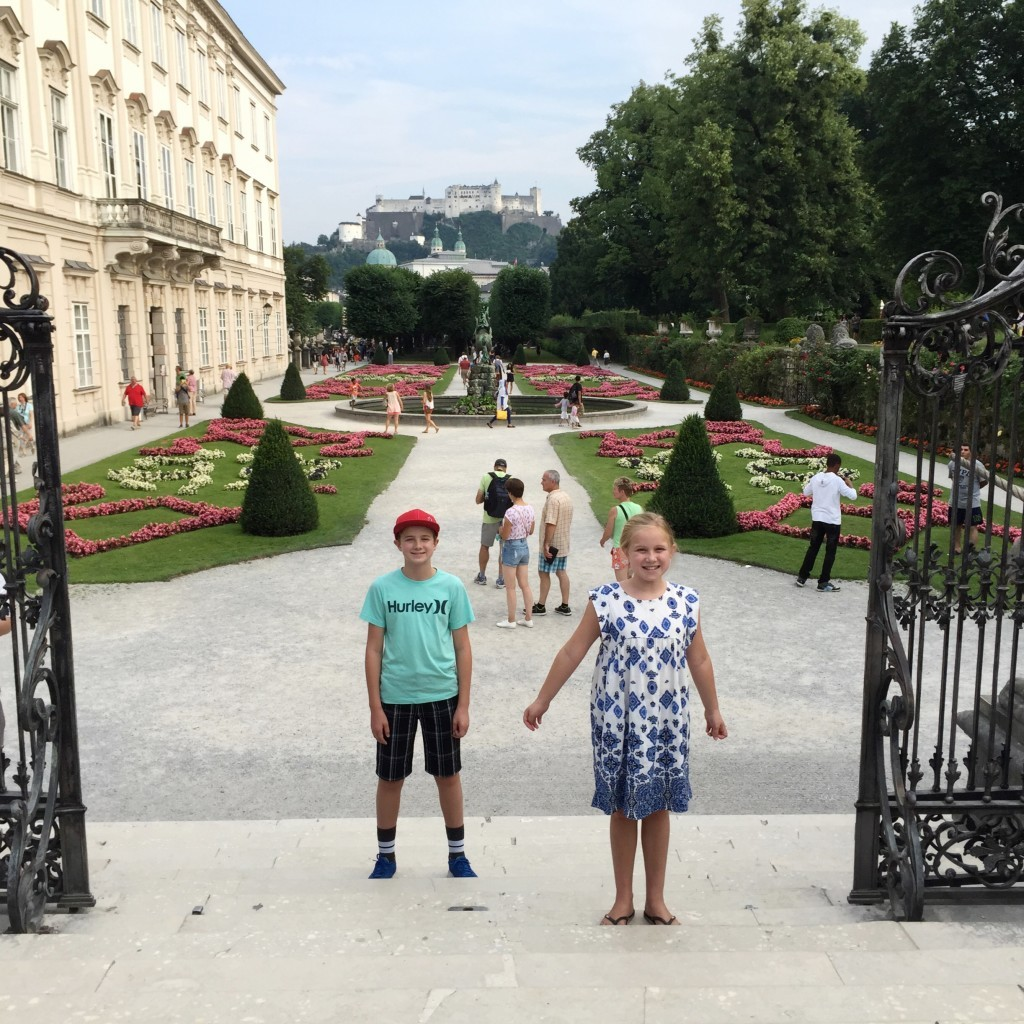 Sound of Music Tour Salzburg Rick Steves