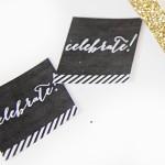 Free Celebrate Printable Tags