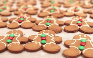 The Best Gingerbread Cookie Recipe