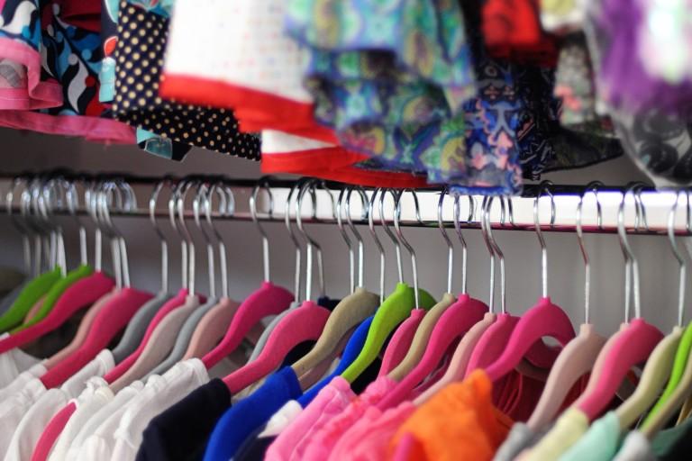An organized closet header 1