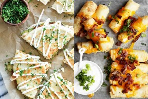 8 great appetizers for your football party