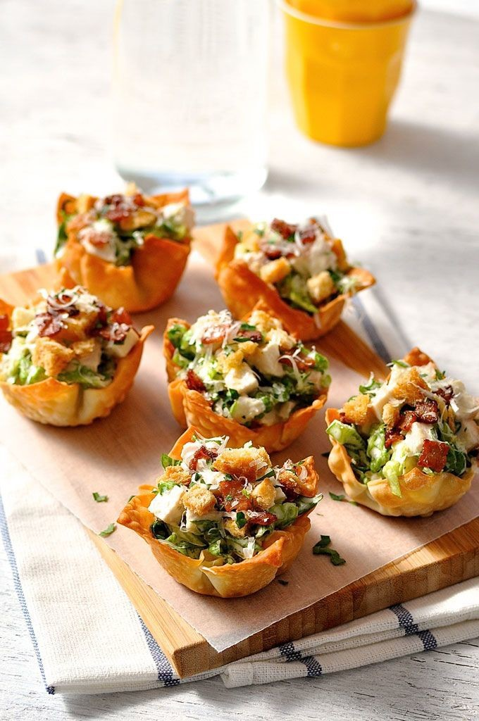 8 great appetizers for a super bowl party