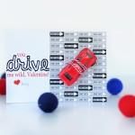 Free Printable Valentine: You Drive Me Wild Valentine