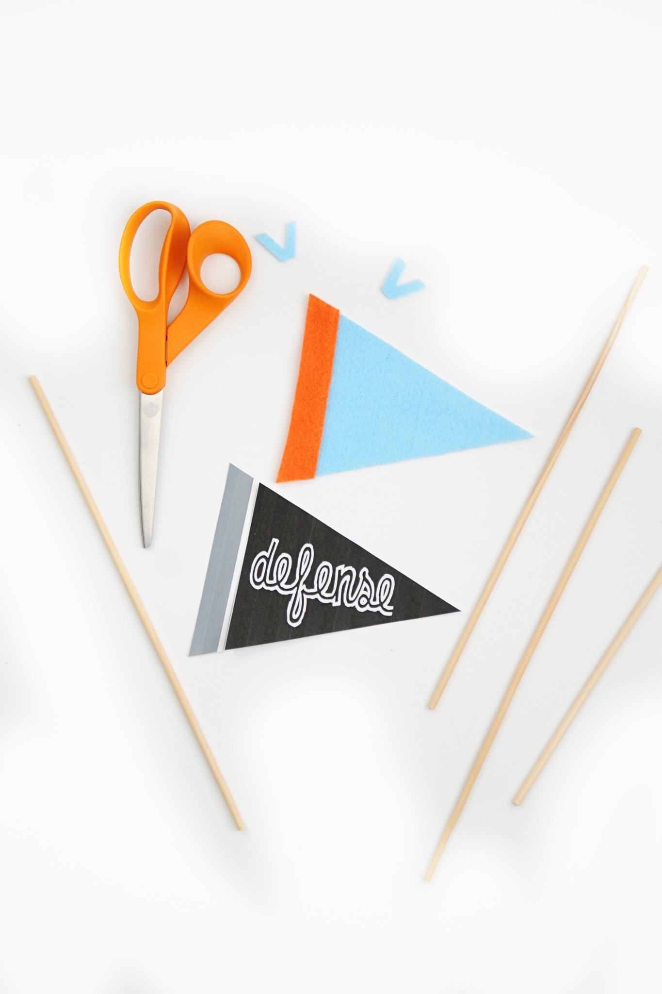 diy pennant banners - Selo.l-ink.co