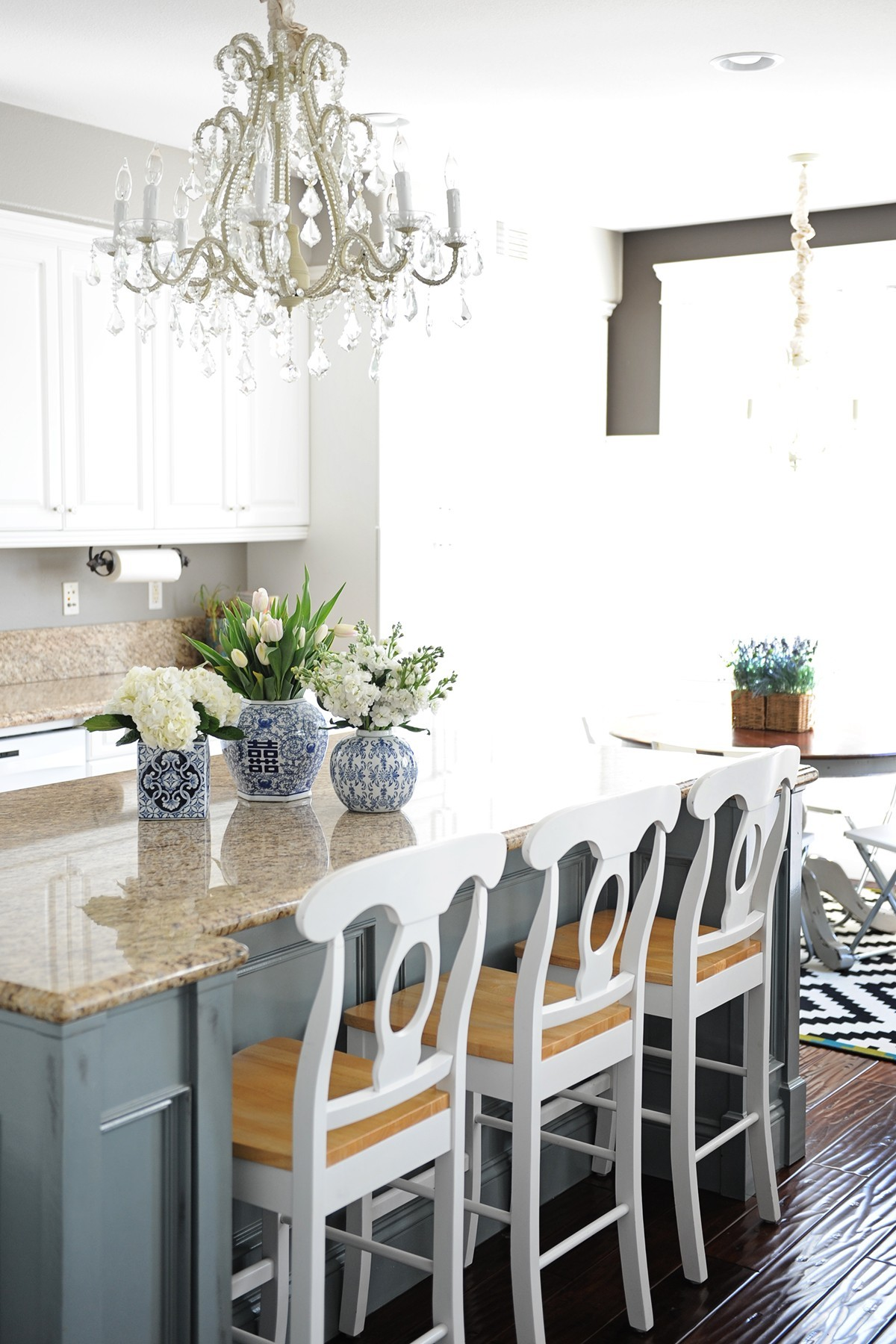 The White Kitchen : My Thoughts on the All White Interior Design ...