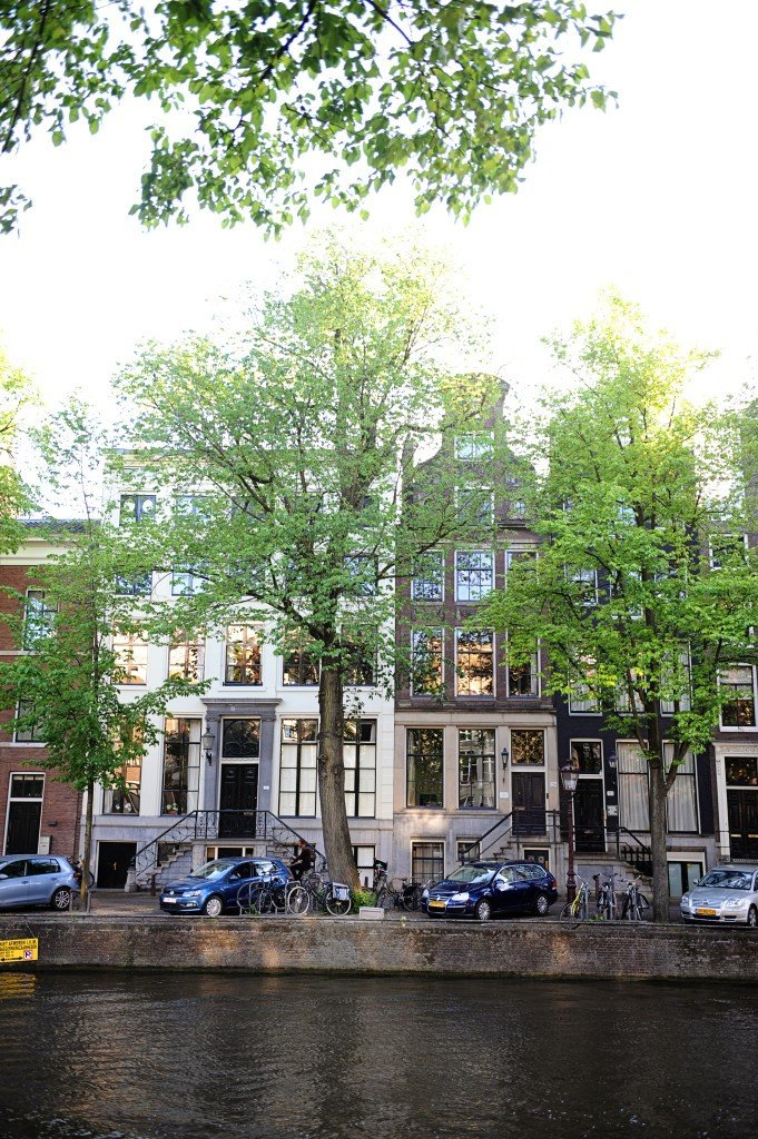 tour a traditional amsterdam canal house