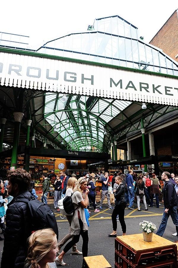 food market london bridge