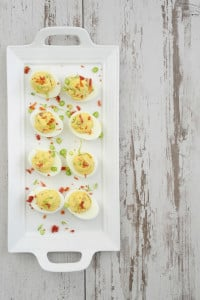 delicious hard boiled egg recipes