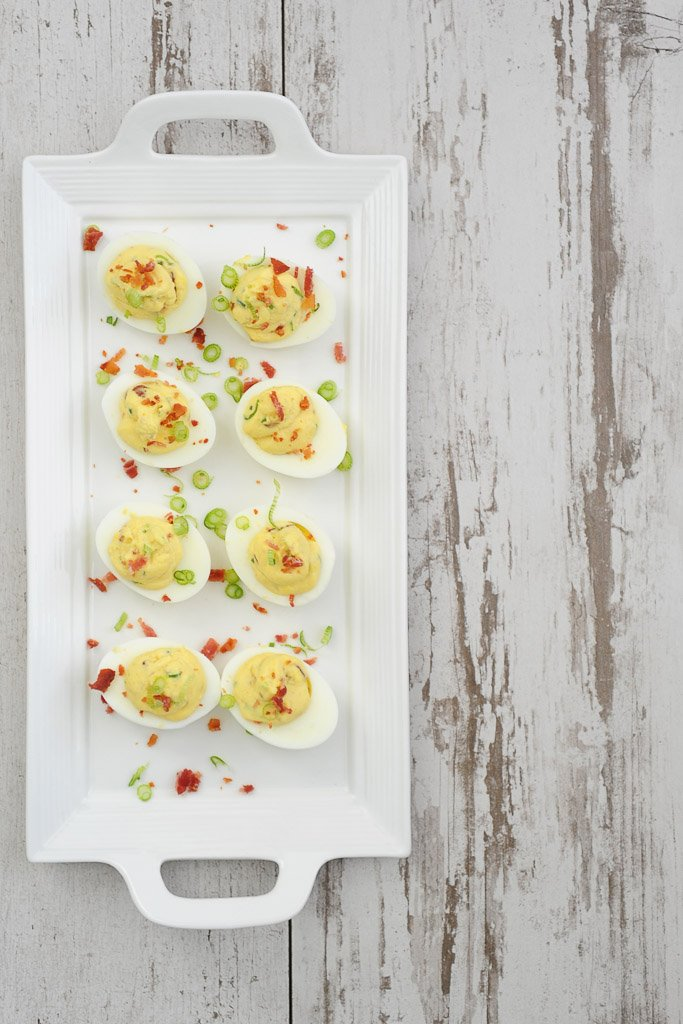 How to use up leftover easter eggs deviled eggs 2