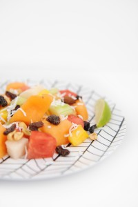 Mexican Food : Healthy and Delicious Mexican Fruit Salad Recipe