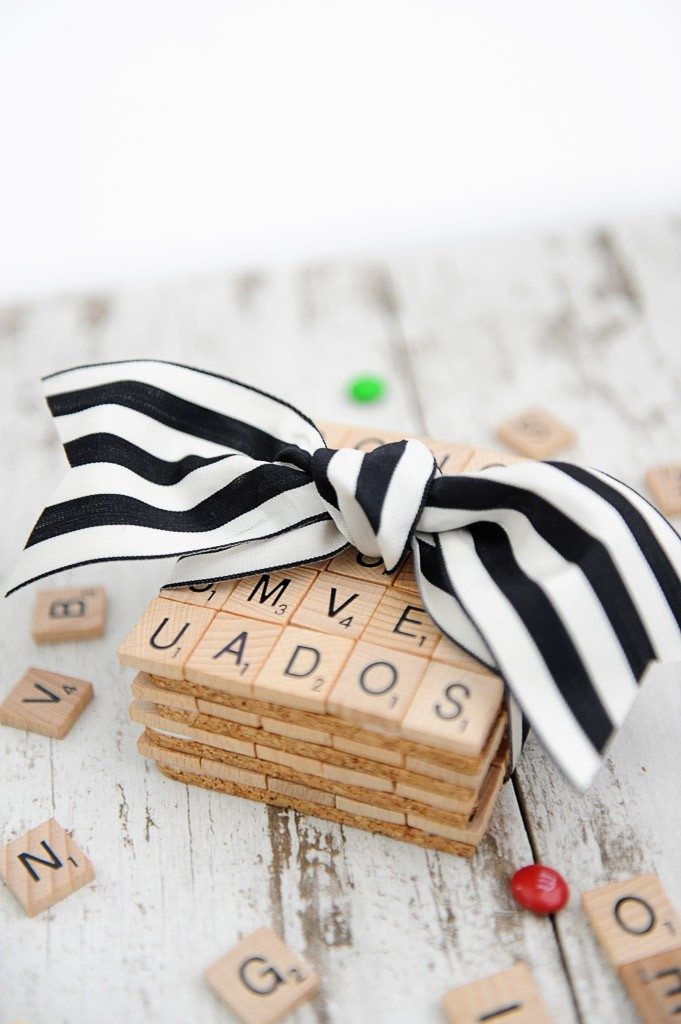 Diy Coasters Perfect For Game Night And Gifts Pink Peppermint Design
