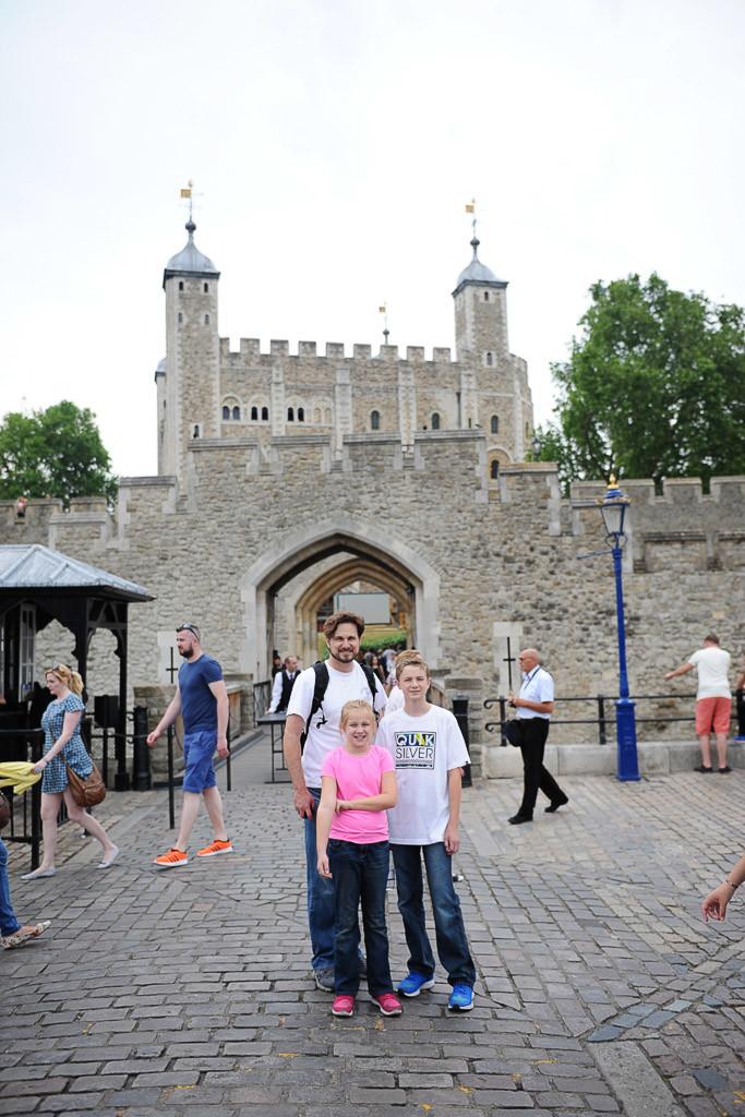 family travel London