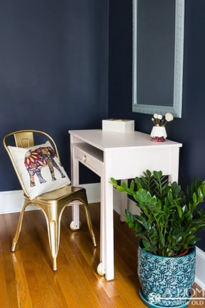 Pretty project party feature a home to grow old in featured